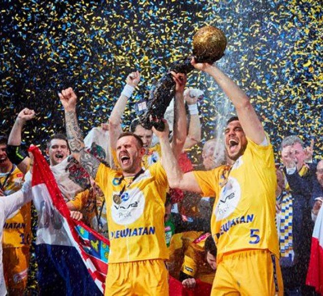 ANDEBOL - EHF CHAMPIONS LEAGUE