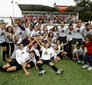 CHAMPIONNAT NATIONAL DE FOOTBALL FÉM