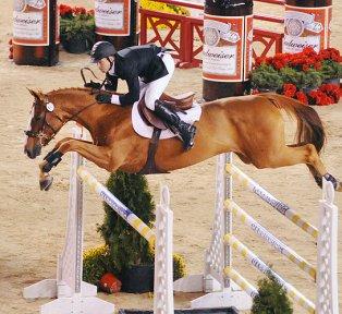JUMPING HORSES MADRID