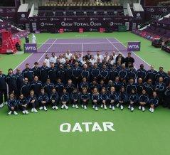 WTA QATAR TOTAL OPEN