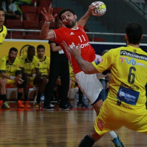 <p>Campeonato Nacional Andebol<br /><br /></p>