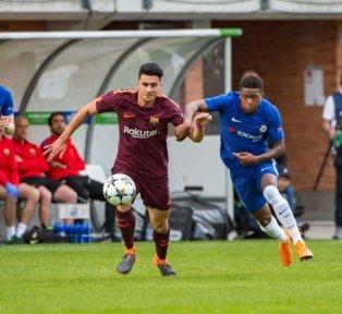 Football Youth League 17/18