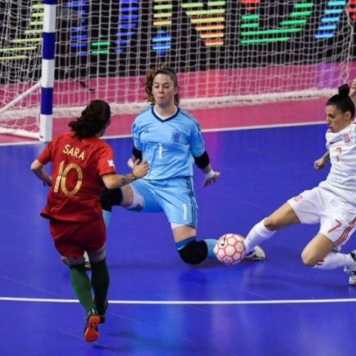 <p>UEFA - Euro Futsal Feminino 2019</p>