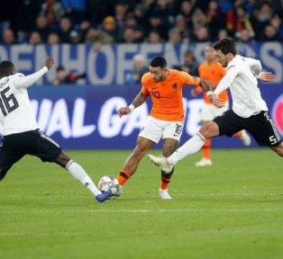 UEFA 2020 – QUALIFYING MATCHES
